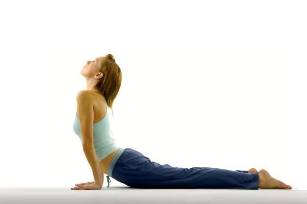 Cobra-stretch-yoga-exercise-is-intended-to-stretch-your-spine