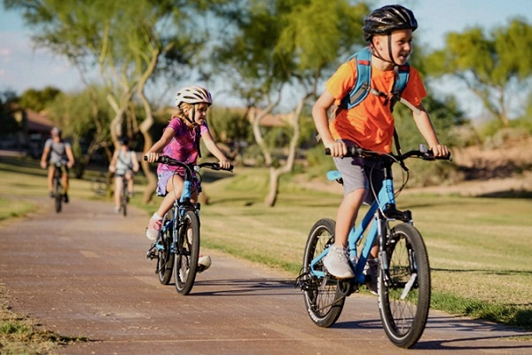 How cycling can make you grow taller