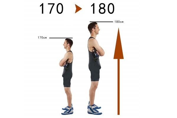 How to naturally increase your height after 18