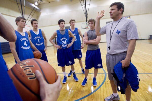 How do you grow taller in basketball