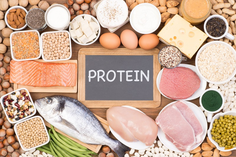 Top 10 foods rich in protein to increase height quickly